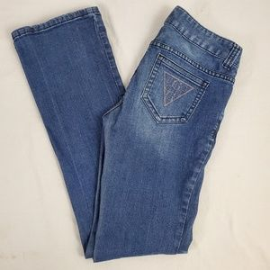 Guess Jeans Bootcut Blue Size 28 (614)